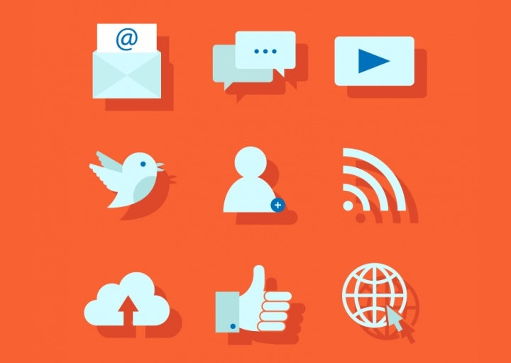 orange-background-web-icons