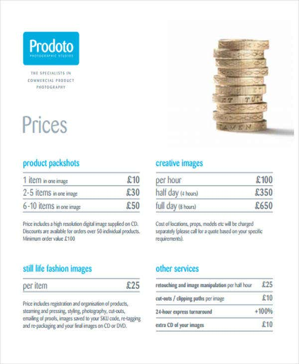 28+ Quotation Formats in PDF | Free & Premium Templates