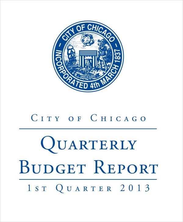 quarterly report1