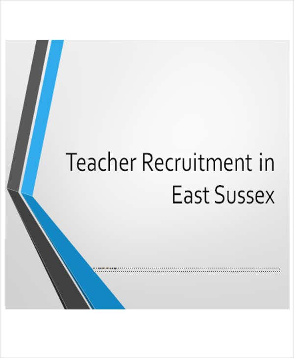 recruitment powerpoint