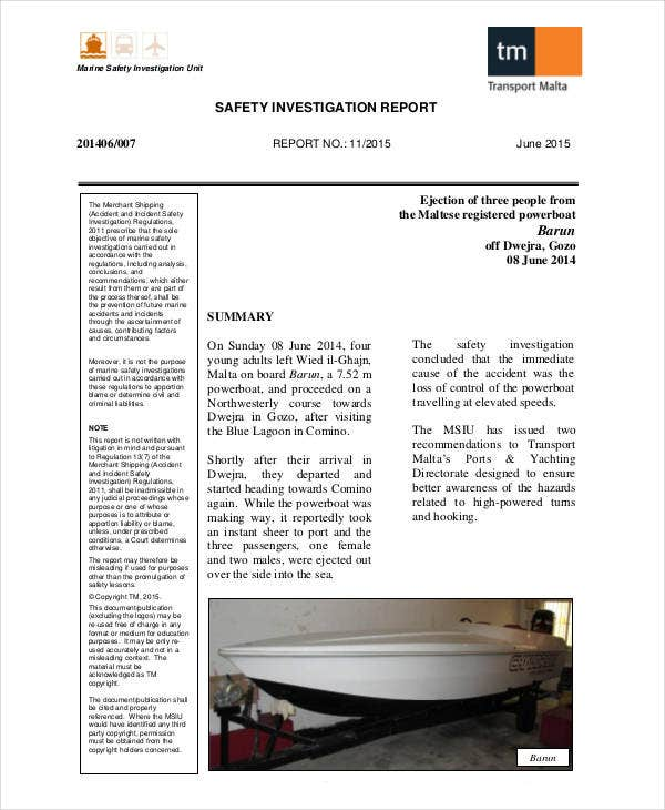 safety investigation1