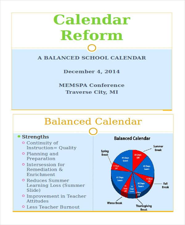school calendar1