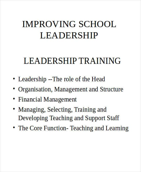 school leadership1
