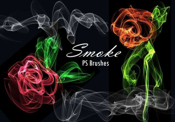 smoke-ps-brush-set