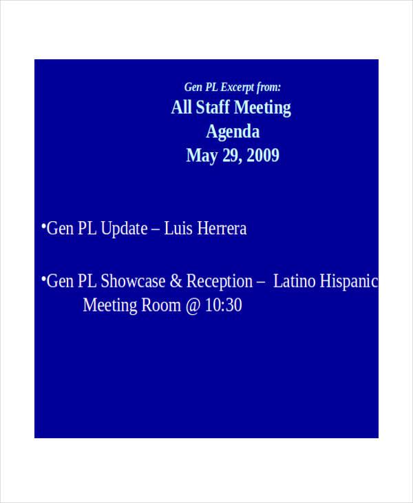 staff meeting agenda3