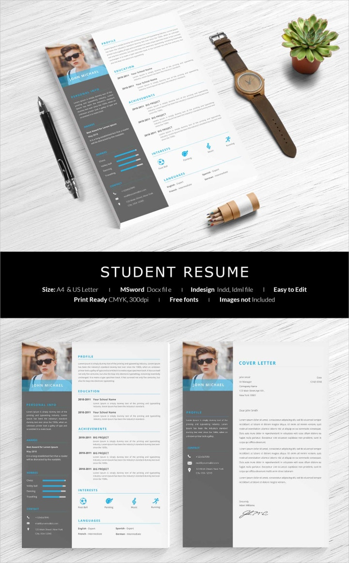 student-resume