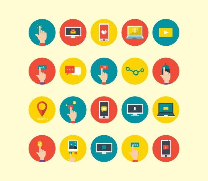 technological device icons1