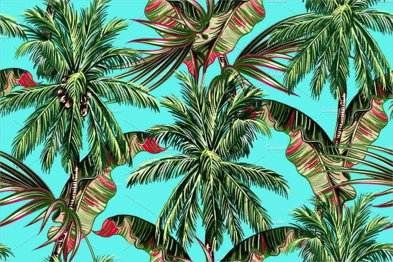 tropical leaves 788x525