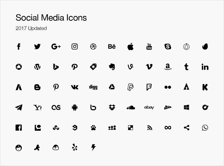 vector-social-media-icons