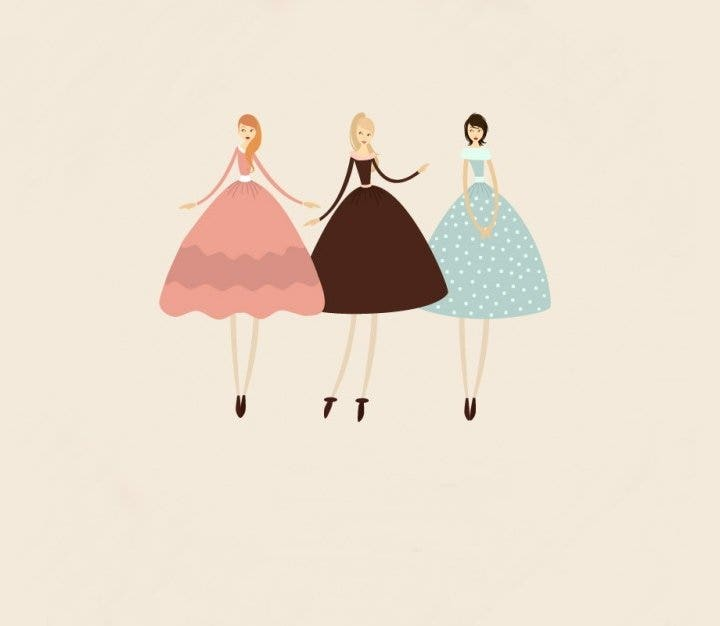 vintage-glamour-illustration