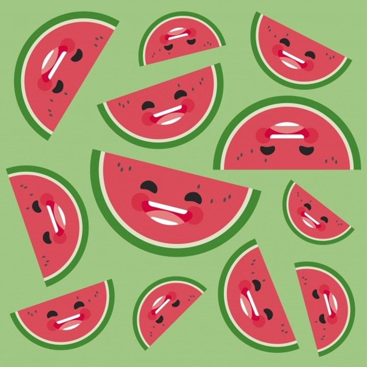 watermelon-background
