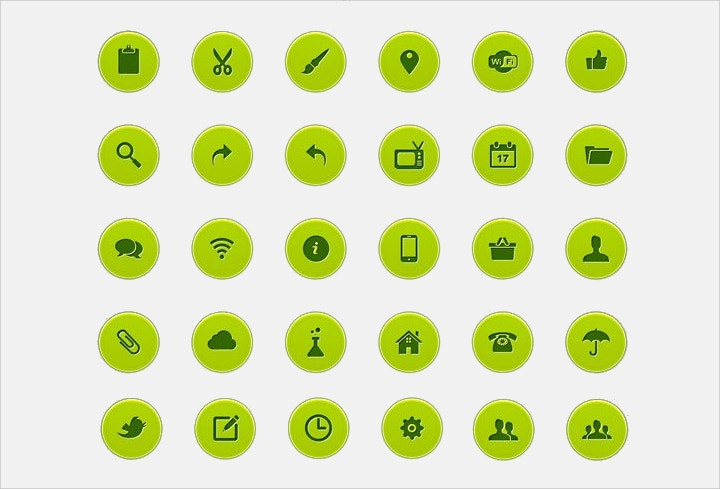 web-icons-psd-set