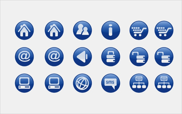 web-icons-in-blue-colour