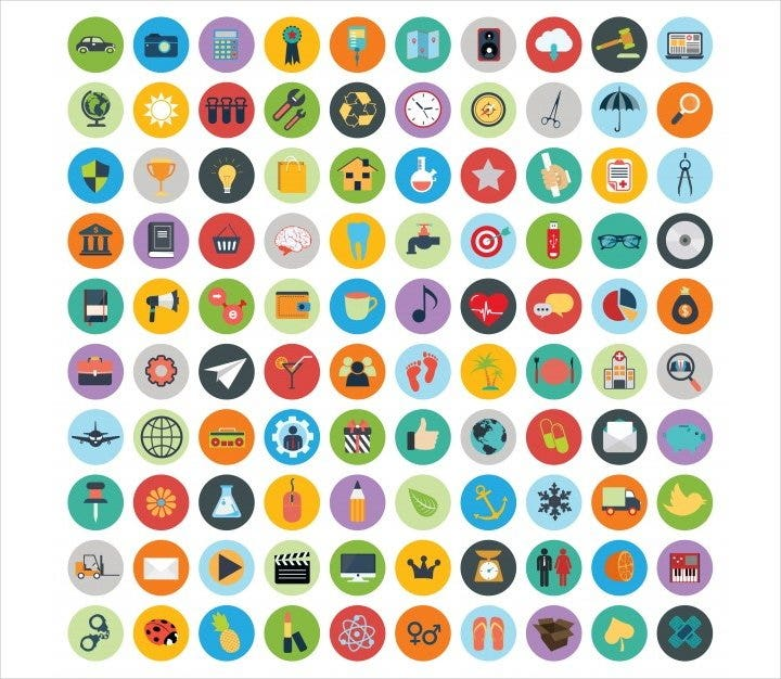 web technology development icons1