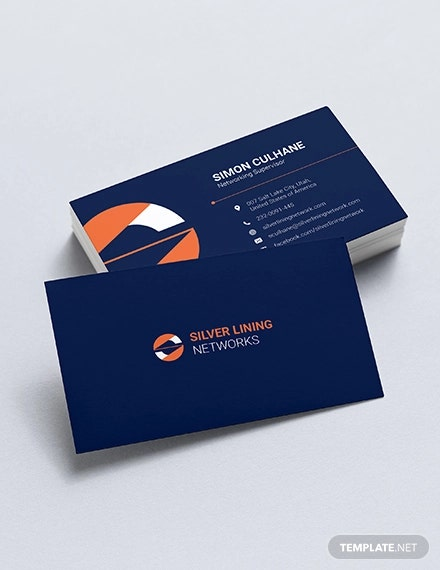 33  information technology business card templates in word