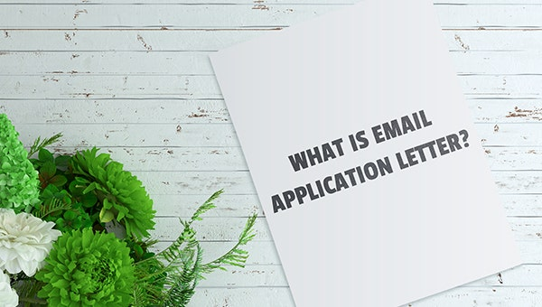whatisemailapplicationletter