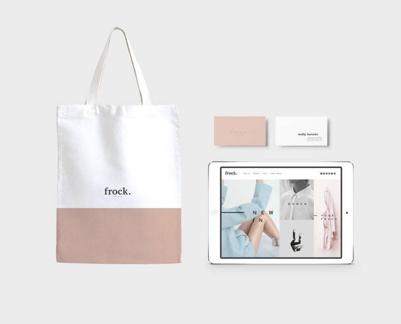 Frock Branding Designs
