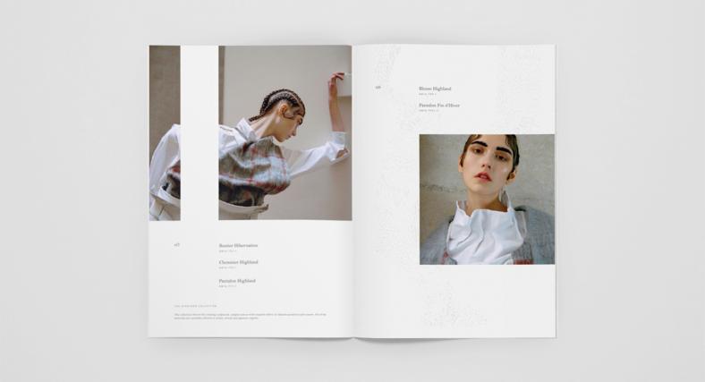 Alysee Yin Chen Branding Design