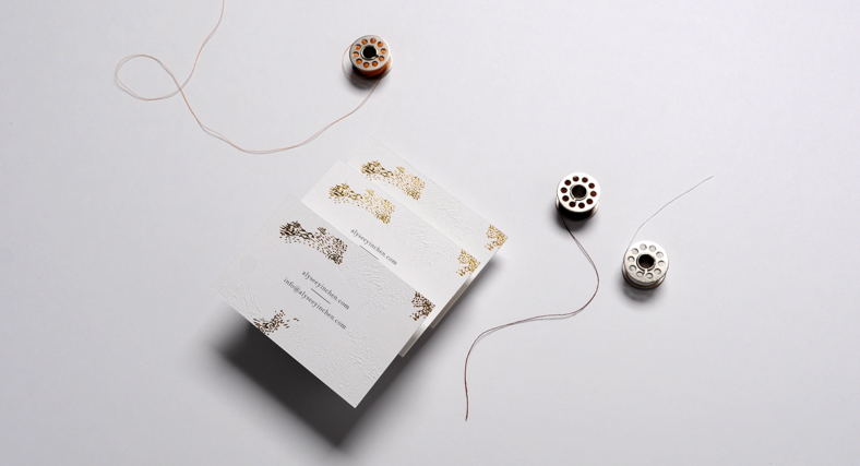 Alysee Yin Chen Business Card