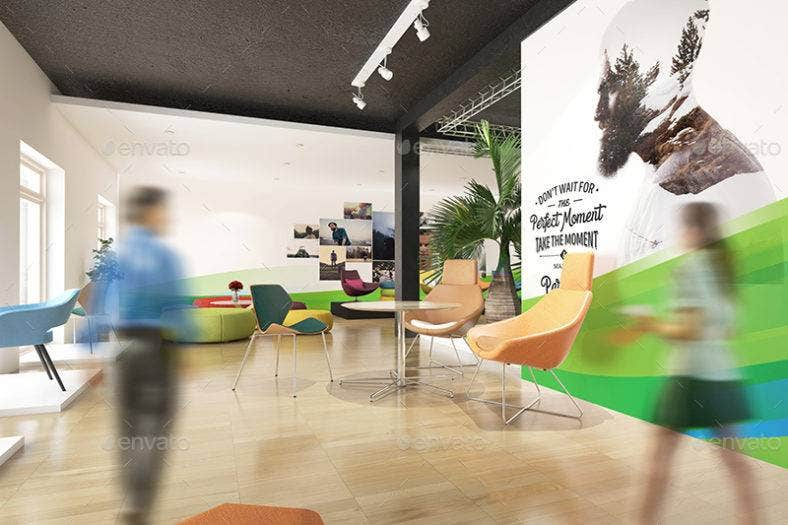 Office Space Visual Identity