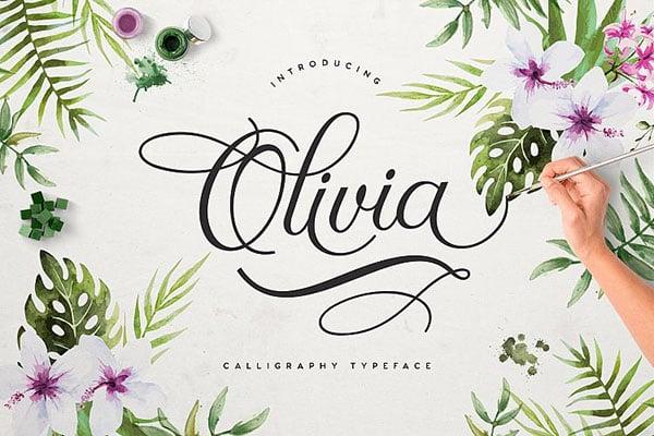2 olivia
