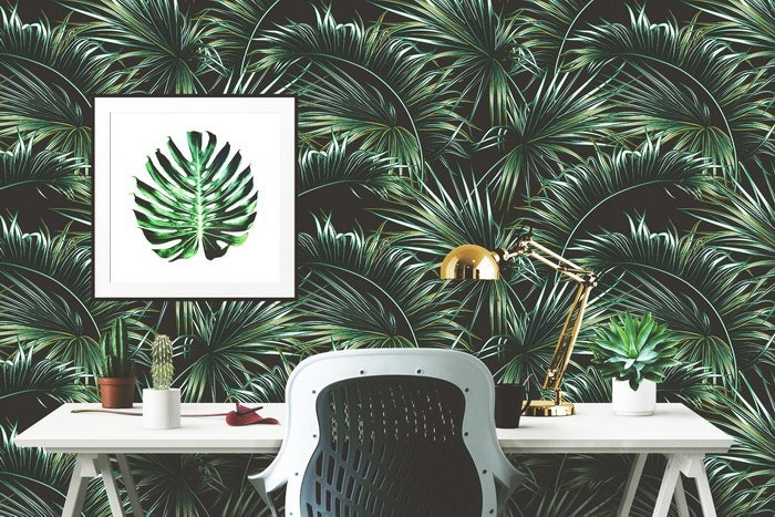 Tropical Work Space
