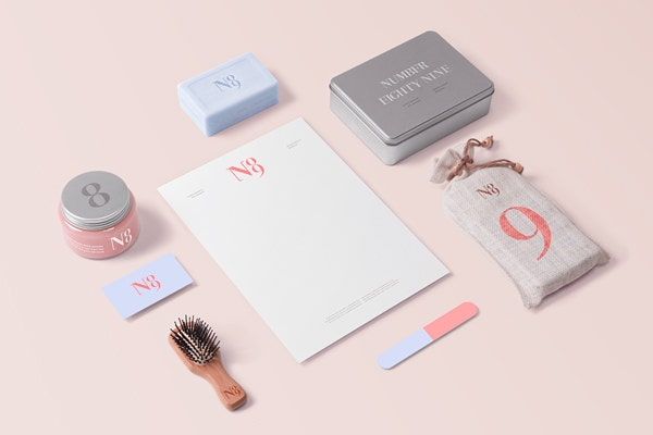 Cosmetics Stationary Set