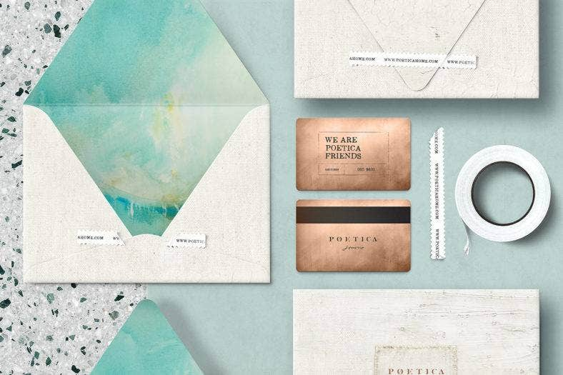 Poetica Stationery