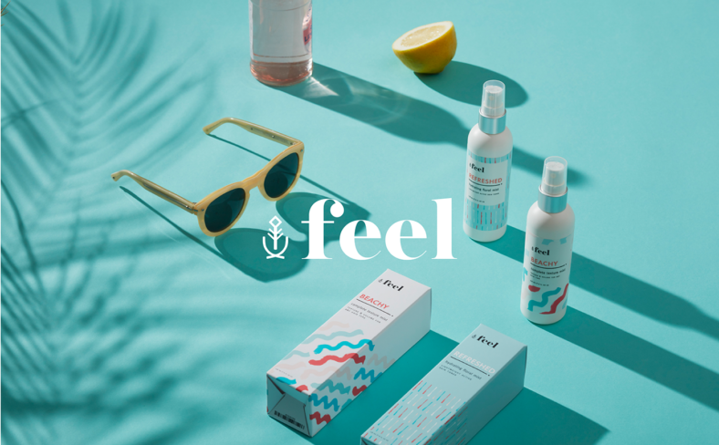 Feel Beauty Packaging