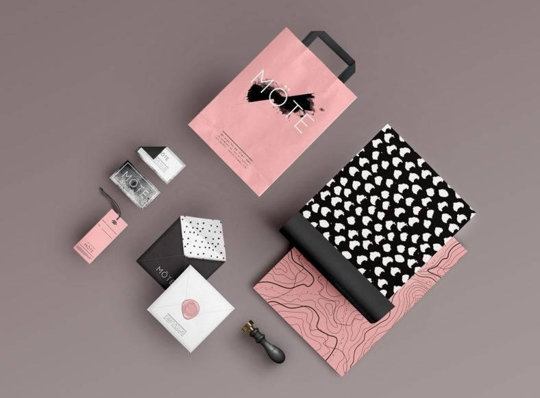 MOTE Branding Designs
