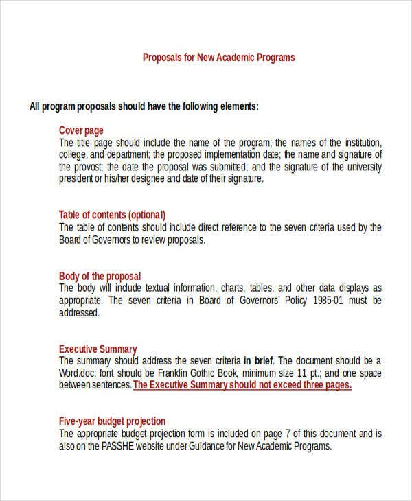 academic proposal format This resource will help undergraduate, graduate, and professional scholars write proposals for academic conferences, articles, and books.