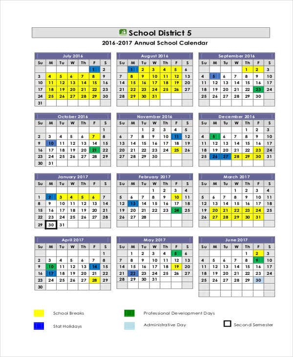Ole Miss Academic Calendar.10 School Calendar Templates Free Word Pdf Format Download