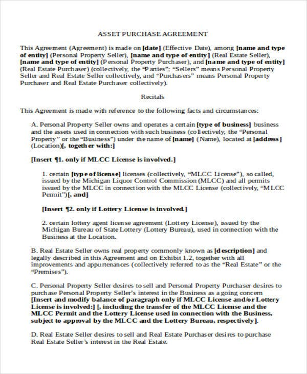 Agreement Templates In Word  Free  Premium Templates