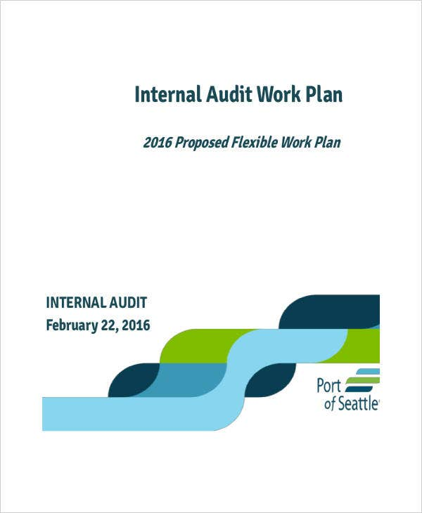 audit work plan