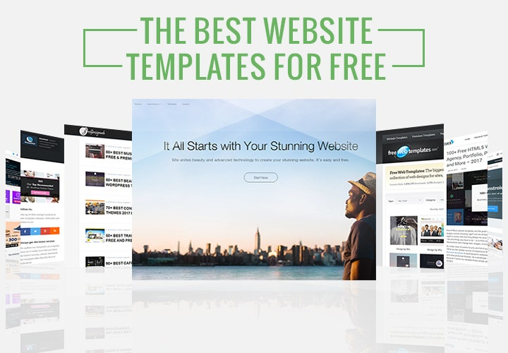 best-website-templates