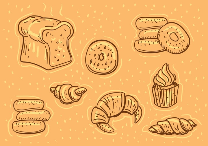 bakery-illustrations