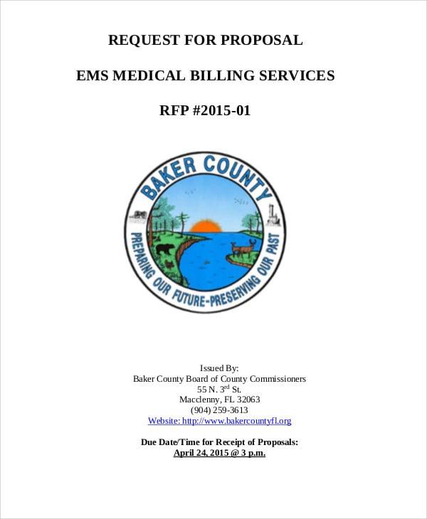 billing proposal