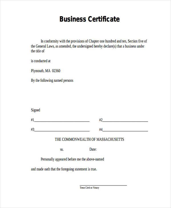 32 Certificate Templates In Pdf Free Premium Templates
