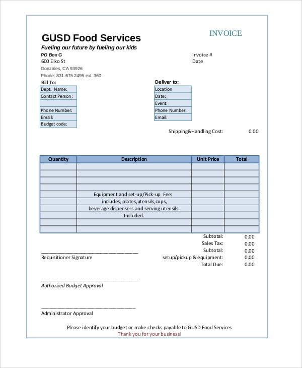 blank invoice16