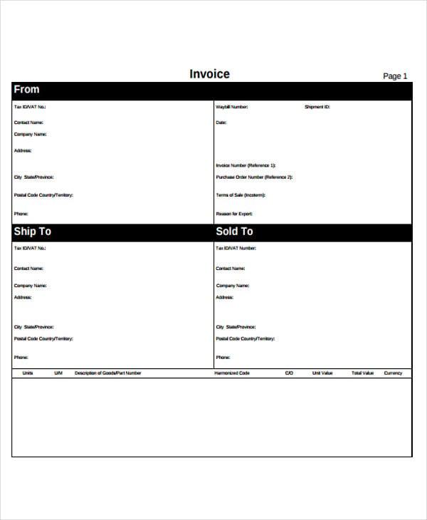 blank invoice4