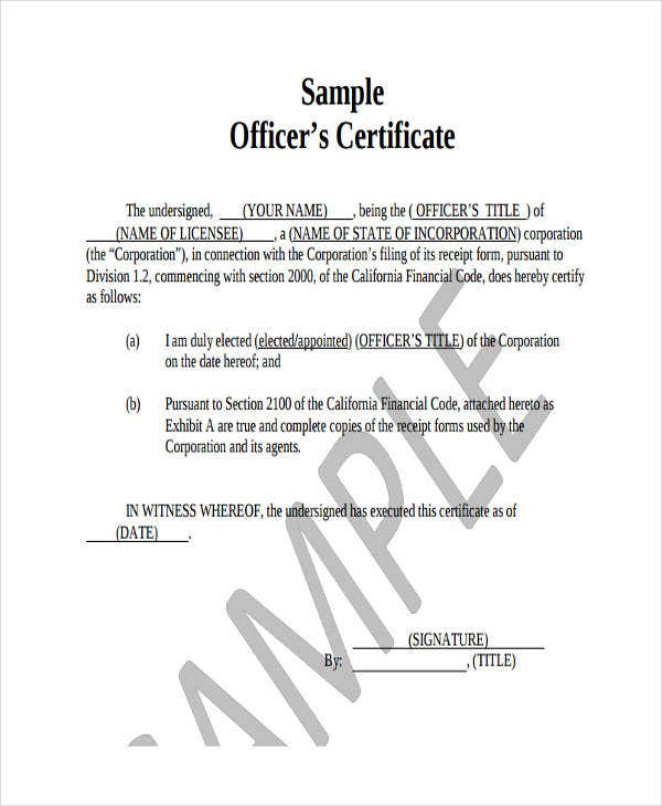 Officers certificate office ideas usmc nco school certificate source officers certificate office ideas altavistaventures Image collections