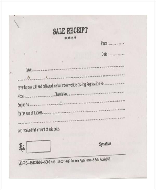 blank sales