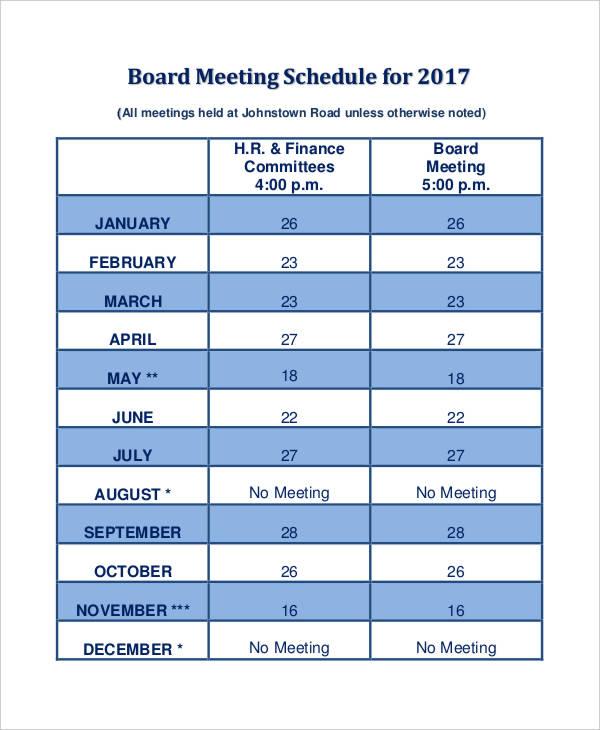 board meeting2