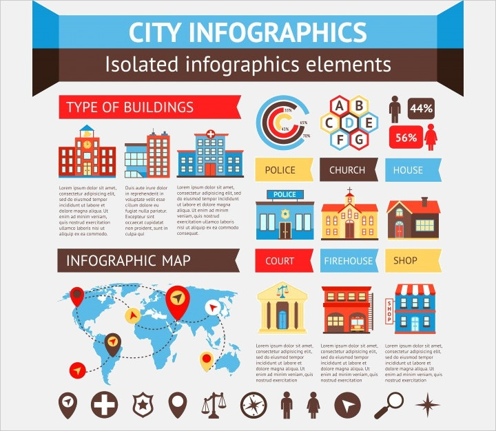 building-infographic