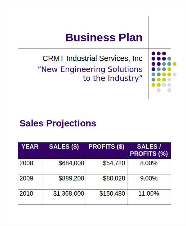 business plan powerpoint template1