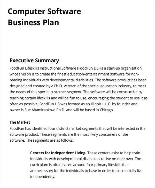 business plan9