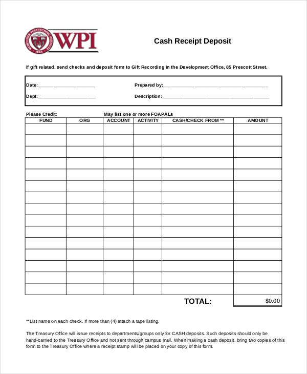 cash deposit1