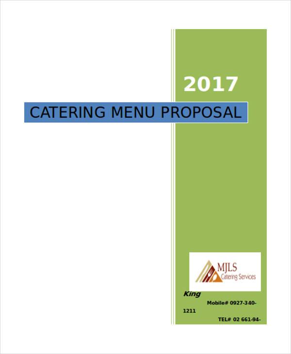 catering menu1