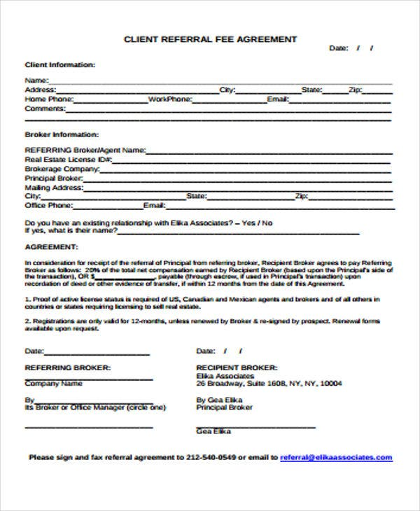41+ Basic Agreement Templates   Free & Premium Templates