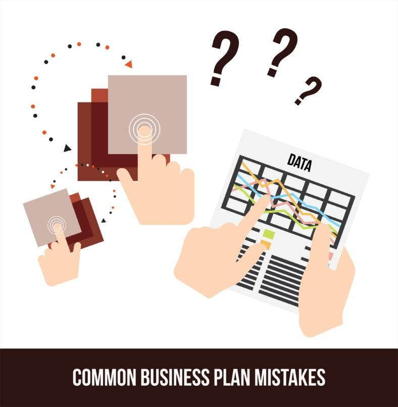 common-business-plan-mistakes
